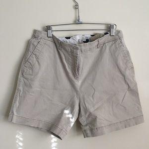 Boden Khaki shorts